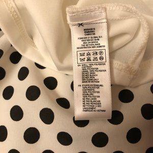 Forever 21 Dresses - Forever 21 polka dot summer dress